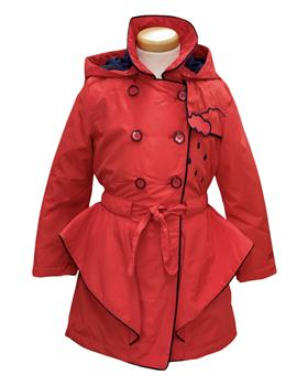 Catimini girls coat CM44075