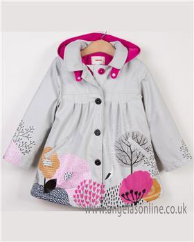 Catimini girls coat CM42085