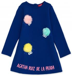 Agtha Ruiz girls happy animals dress VE3100-18