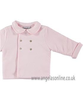 Babidu Baby Girls Quilted Jacket 32190-18 PK