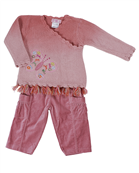 Everyday Kids Girls Jumper & Trouser 5076