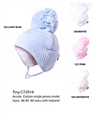 Satila Hat Tiny Blue
