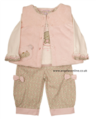 Everyday Kids Baby Girl 3 piece 7016