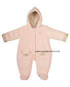 Everyday Kids Baby Girl Snowsuit 7020