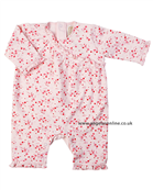 Emile et Rose Baby Girl All in One in Ditsy Print Aya 1511pp