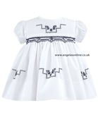 Sarah Louise Baby Girls Summer Dress 8783