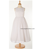 Sarah Louise Girls Communion Dress 5834