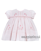 Sarah Louise Girls Dress 9232 Pink