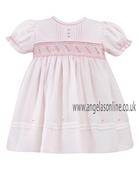 Sarah Louise Dress 9262 Pink