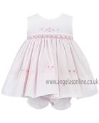 Sarah Louise Dress 9236 Pink
