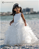 Sarah Louise Communion dress  9946 070040-2 White
