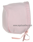 Pex Girls Bonnet B3333 Pink
