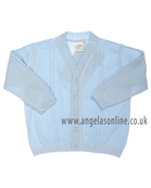 Pretty Originals Boys Cardigan JP61183 Blue