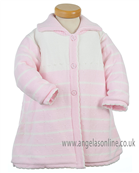 Pretty Original Baby Girls Coat JP98140 Pink