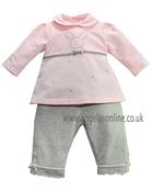 Emile et Rose Baby Girl Top &Trouser Darla 6347pp