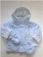 Coco Boys  Blue Jacket A3044 pb
