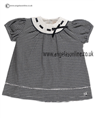 Emile et Rose Baby Girls Dress Elsa 6256nv
