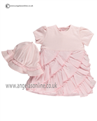 Emile et Rose Baby Girls Dress Eden 6259pp