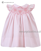 Sarah Louise Baby Dress 9670 PK/PK