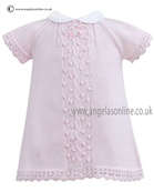 Sarah Louise Baby Girls Dress 9765 Pink