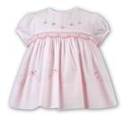 Sarah Louise Baby Dress 9680 PK/PK