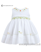 Sarah Louise Girls Dress 9858
