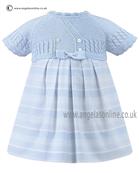 Sarah Louise Baby Dress 9734