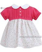 Sarah Louise Baby Dress 9783