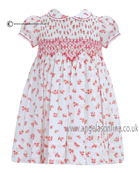 Sarah Louise Girls Dress 9788
