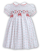Sarah Louise Baby Girl Dress 9821