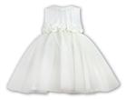 Sarah Louise Girls Christening Dress 9933 Ivory