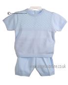 Pex Boys William 2 Pce Outfit B5892 Blue