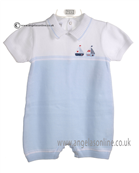 Pex Baby Boy Blue Regatta Bubble B5899