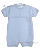 Pex William Baby Boys Blue Bubble B5891