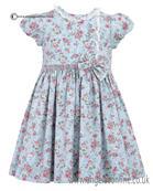 Sarah Louise Short Sleeve Dress 10054