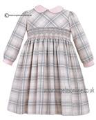 Sarah Louise Long Sleeve Dress 10068