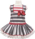 Miranda Girls Dress 19-0265-V