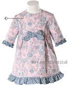 Miranda girls dress 20-0241-V