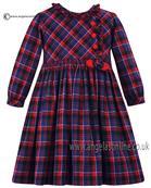 Sarah Louise long sleeve winter dress 010610