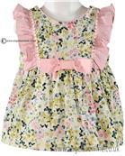 Miranda girls blouse & short set 21-0262-2/21-0262-3 Pink