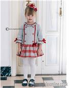 Dolce Petit Girls Dress 22-2240-V