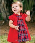 Sarah Louise girls winter dress 011019-17