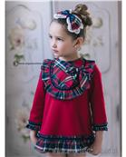 Dolce Petit girls dress 22-2258-V-17