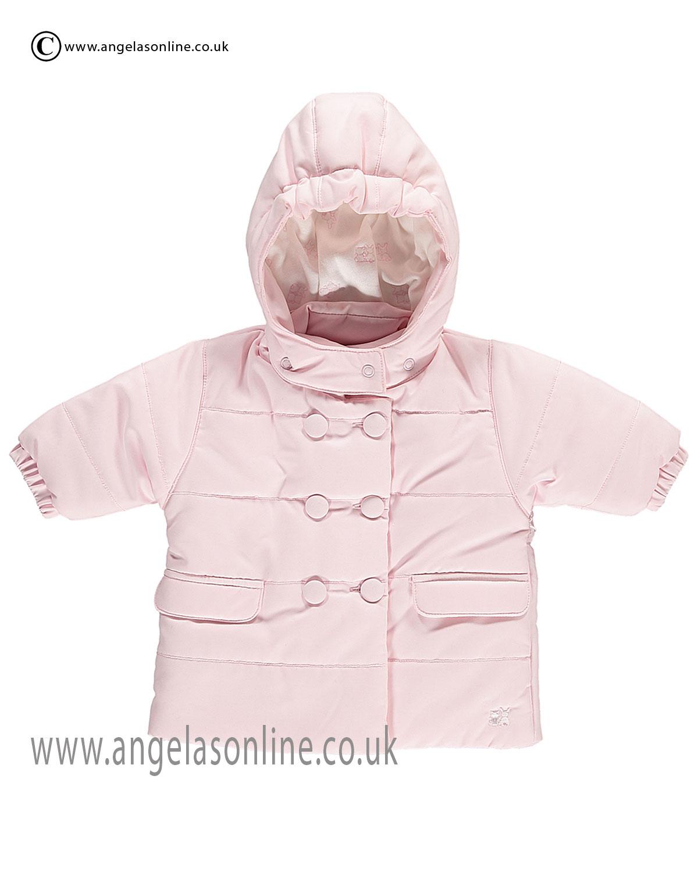 931084fed Emile et Rose baby clothes sale Girls Microfibre Jacket Fennella