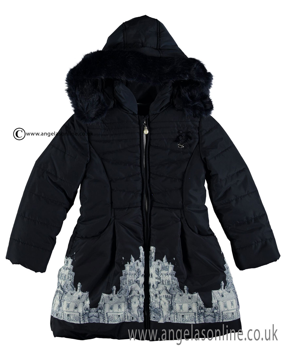 Le Chic Girl Winter Coats