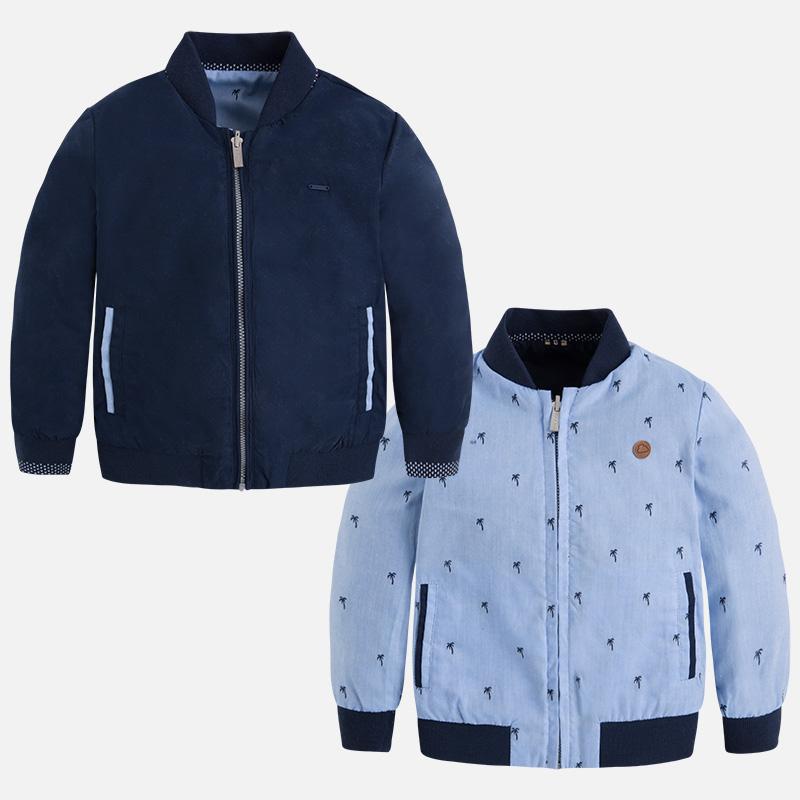 a047c88e1 Mayoral boys summer jacket 3476-18 Navy