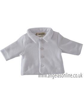 EMC Baby Jacket CE1111-17 White