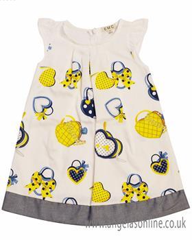 EMC girls summer dress AA4327-19