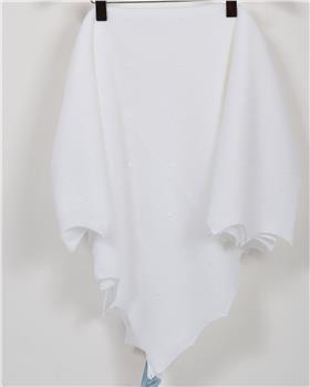 Granlei baby blanket 1-495-19 White