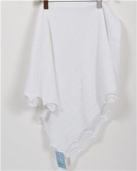 Granlei baby blanket 1-271-19 White